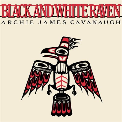 Black & White Raven