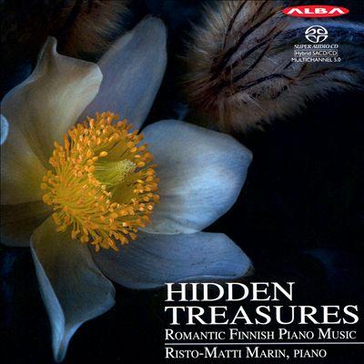 Hidden Treasures: Romantic Finnish Piano Music