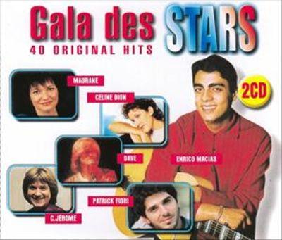 Gala des Stars: 40 Original Hits