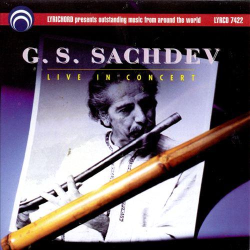 Live in Concert [Lyrichord]