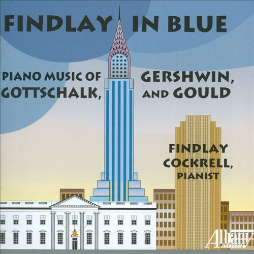 Findlay in Blue