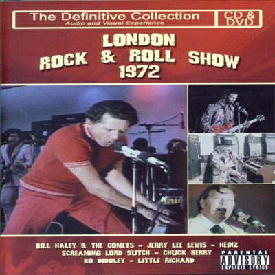 The London Rock & Roll Show [CD]