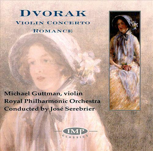 Dvorak: Concerto for violin in Am; Legends Op59
