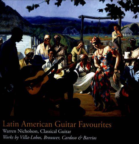 Latin American Guitar Favourites