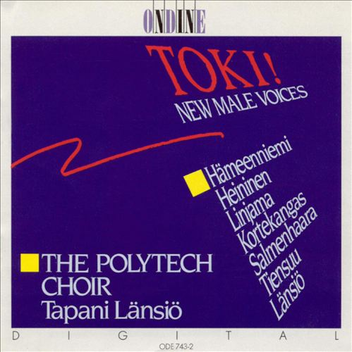 Toki!: New Male Voices