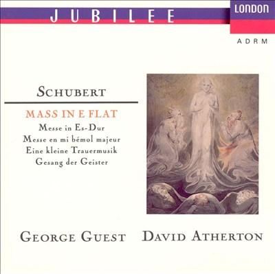 Schubert: Mass in E flat