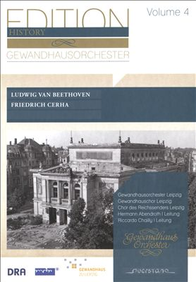 Edition Gewandhausorchester Leipzig, Vol. 4