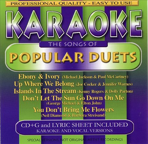 The Songs of Popular Duets