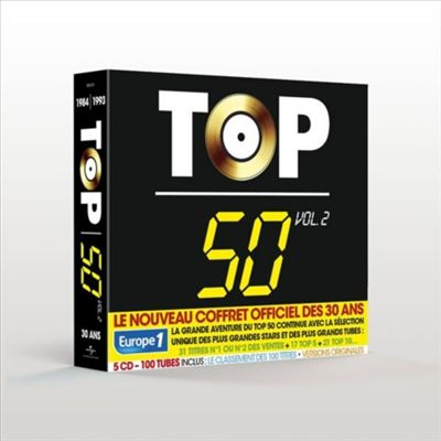 Top 50: 30 Ans (100 Tubes), Vol. 2