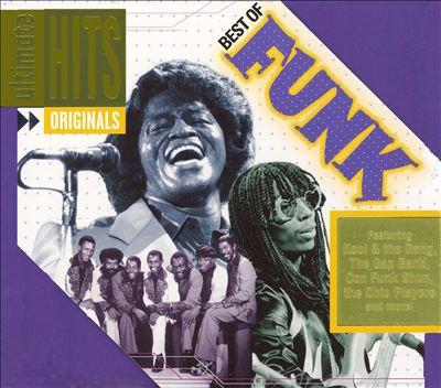 Best of Funk [Madacy]