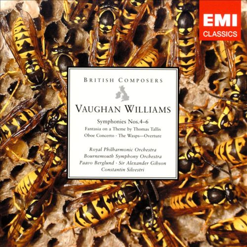 Vaughan Williams: Symphonies Nos. 4-6; Fantasia on a Theme by Thomas Tallis; Oboe Concerto; The Wasps - Overture