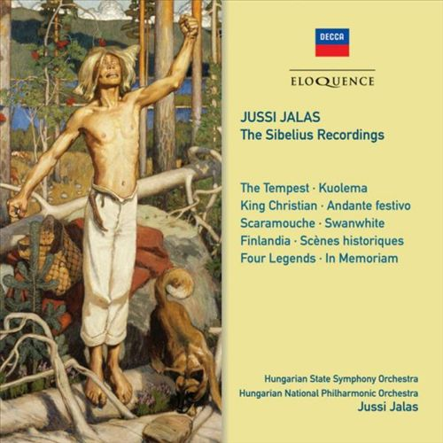 Jussi Jalas: The Sibelius Recordings