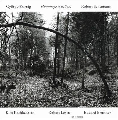 Hommage à R. Sch.: György Kurtág, Robert Schumann