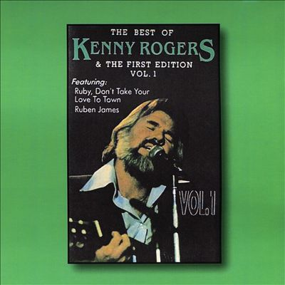 Best of Kenny Rogers & the First Edition, Vol. 1