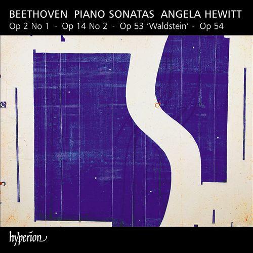 Beethoven: Piano Sonatas Op. 2 No. 1, Op. 14 No. 2, Op. 53 'Waldstein', Op. 54
