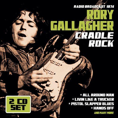 Cradle Rock: Radio Broadcast, 1974