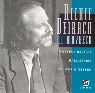 Live at Maybeck Recital Hall, Vol. 19