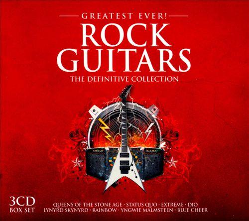Greatest Ever! Rock Guitars