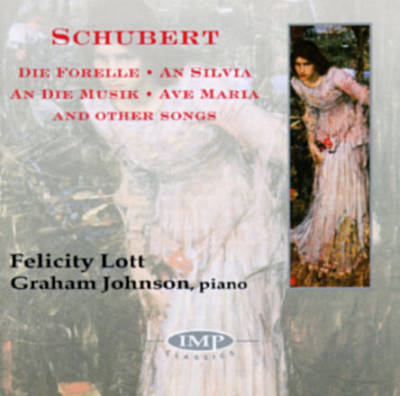 Felicity Sings Schubert
