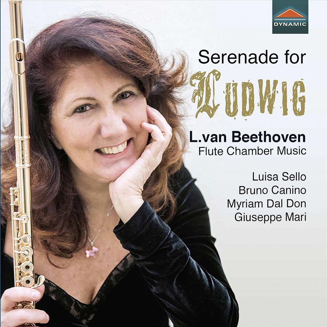 Serenade for Ludwig: L. van Beethoven Flute Chamber Music