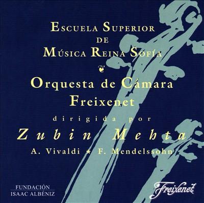 Vivaldi, Mendelssohn