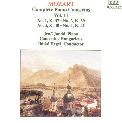 Mozart: Complete Piano Concertos, Vol. 11