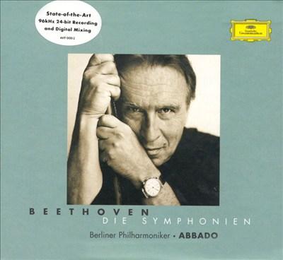Beethoven: Die Symphonien [2000]