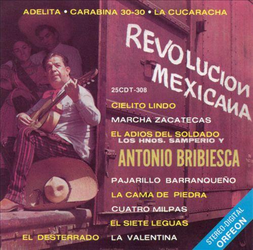 Revolucion Mexicana, Vol. 1