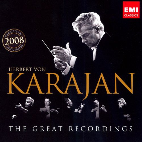 Herbert von Karajan: The Great Recordings [Box Set]