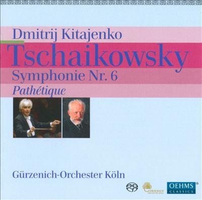 """Tchaikovsky: Symphony No. 6 """"Pathetique"""""""