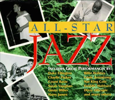 All Star Jazz [Box]
