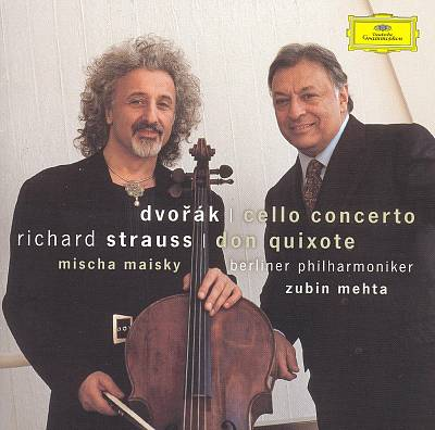 Dvorák: Cello Concerto; R. Strauss: Don Quixote