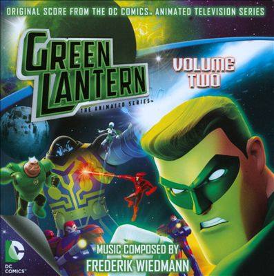 Green Lantern: The Animated Series, Vol. 2