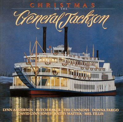 Christmas on the General Jackson