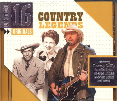 Ultimate 16: Country Legends