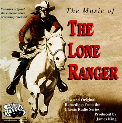 Music of the Lone Ranger