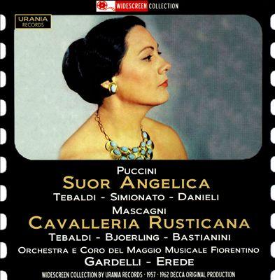 Puccini: Suor Angelica; Mascagni: Cavalleria Rusticana