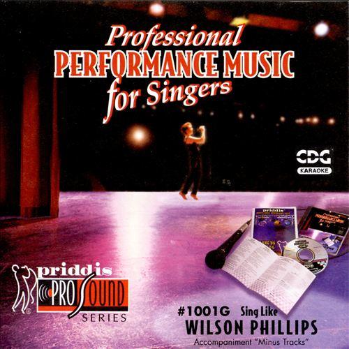 Sing Like Wilson Phillips