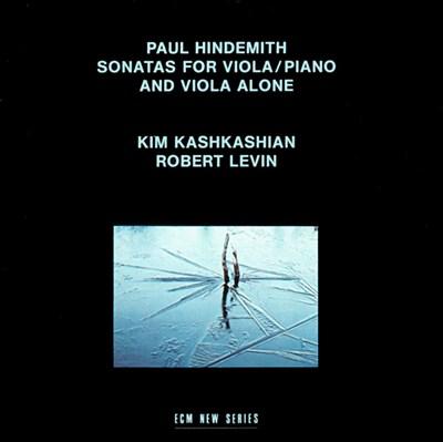 Hindemith: Sonatas for Viola & Piano and Viola Alone