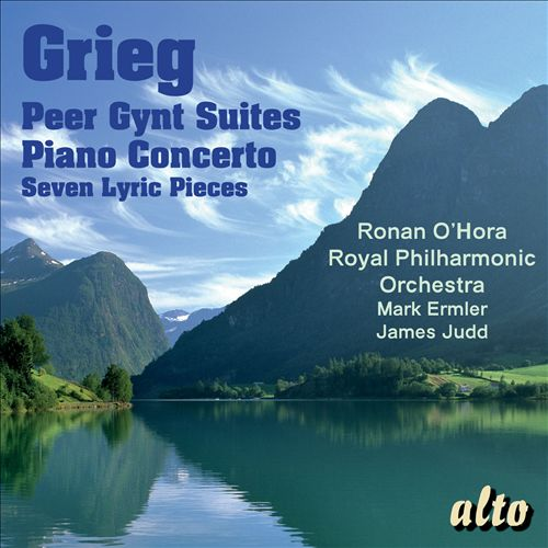 Grieg: Peer Gynt Suites; Piano Concerto; Seven Lyric Pieces