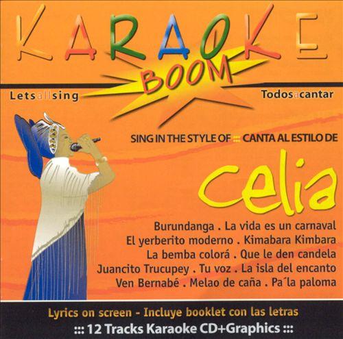 Canta Al Estilo de Celia