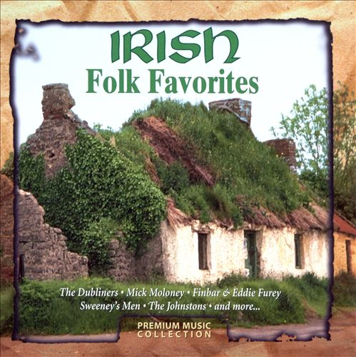 Irish Folk Favorites