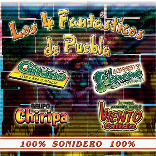 Los 4 Fantasticos de Puebla