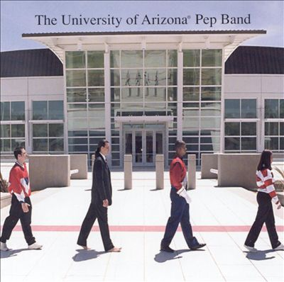 The University of Arizona Pep Band