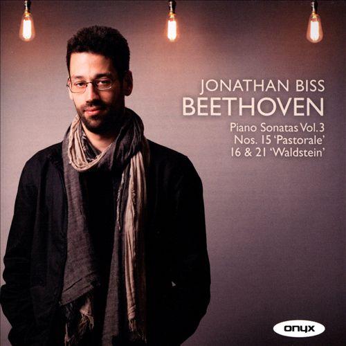 Beethoven: Piano Sonatas, Vol. 3 - Nos. 15, 16, 21 'Waldstein'