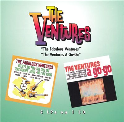 The Fabulous Ventures/The Ventures a Go-Go