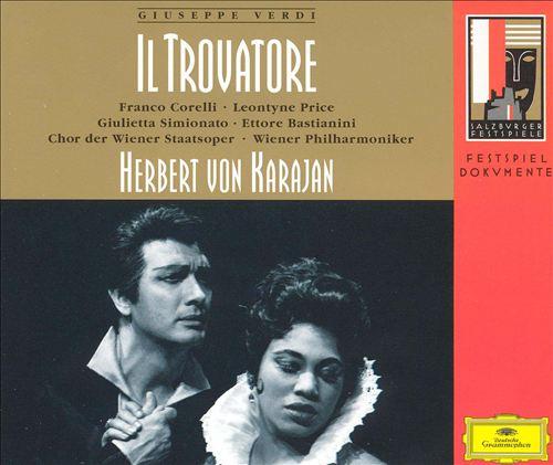 Verdi: Il Trovatore [2 CDs]