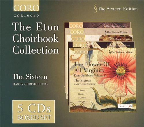 The Eton Choirbook Collection [Box Set]