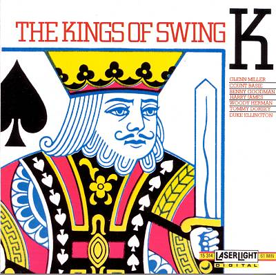 Kings of Swing [Laserlight Single Disc]