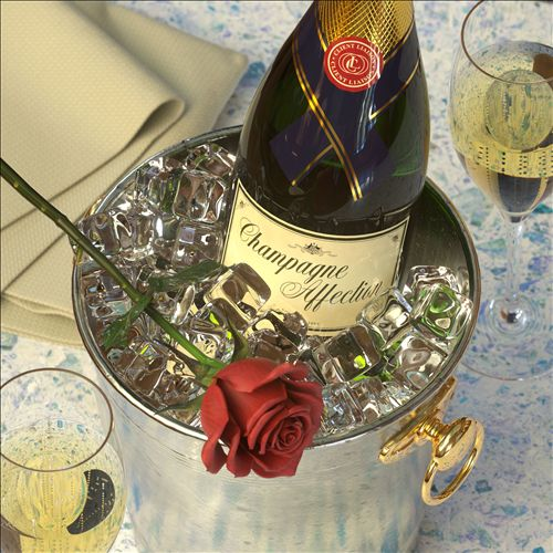 Champagne Affection